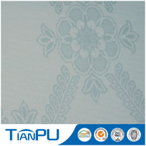 Quality Chinese Premium New Pattern Design Flower Pattern Rayon Jacquard Fabric pictures & photos