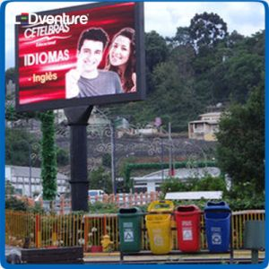 Lower Power Consumption Full Color Outdoor SMD LED Display pictures & photos