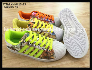 New Arrival Women Injection Shoes Causal Shoes Wholesale (XHH415-33) pictures & photos
