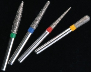 Dental Tooth Diamond Burs Medium Fg 1.6mm for High Speed Handpiece pictures & photos