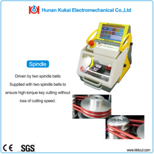 Sec-E9 Universal Key Cutting Machine for Door and Car Key Locksmith Tools pictures & photos