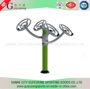 Taichi Spinner of Pushing Device for Exercising Arm for Outdoor Body-Building pictures & photos