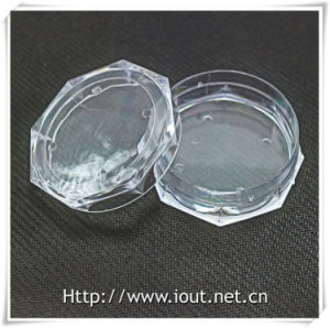 Fancy Transparent Plastic Cross Shape Rosary Box for Bead Rosary, Rosary Bracelet Box (IO-p013) pictures & photos