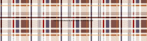 100%Polyester Generous Plaid Pigment&Disperse Printed Fabric for Bedding Set pictures & photos