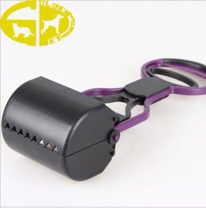 Folded Poop Clip Scoop for Dog Cat Cleaning up pictures & photos