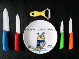 Cheap Zirconia Ceramic Knife Set pictures & photos