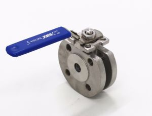 Stainless Steel Wafer Ball Valve pictures & photos