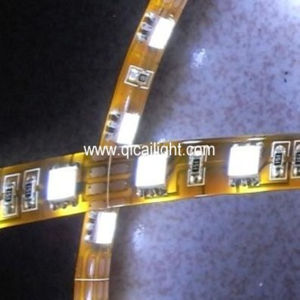 3528 LED Ribbon, Crystal &Tube Waterproof (QC-3FRWCT-60) pictures & photos