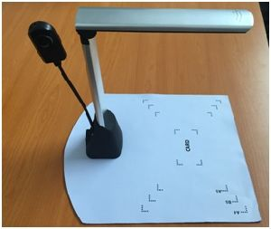 Dual Camera Scanner Document Camera for Office Equipment pictures & photos
