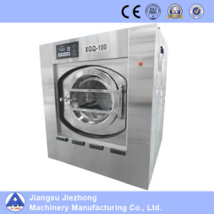 Laundry Machinery/Industrial Machinery/Auto Steam Washer Extractor for Hotel Using/Xgq-100 pictures & photos
