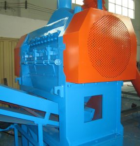 Waste Tire Rubber Shredder, Tyre Shredder for Rubber Recycling (CE/ISO9001/SGS Approved) pictures & photos