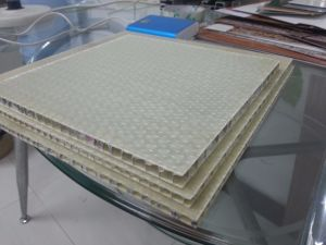 Cheap Price Fiberglass Honeycomb Panels for Stone Back pictures & photos