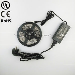 SMD3528 DC12V Uttable and Re-Connectable Flexible LED Strip for Home Decoration pictures & photos