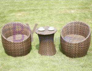 PE Rattan Bar Outdoor Furniture Chair Set pictures & photos