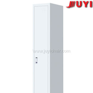 Jy-C424 Single Door Clothes Cabinet, Metal Dressing Room Locker pictures & photos