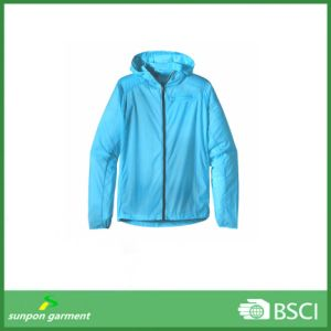 Winter Outdoor Technical Windbreaker Jacket pictures & photos