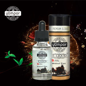 Tasty Premium Mixed Flavours Eliquid for Vape (Walnut Pipe) pictures & photos