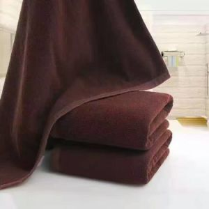 High Quality Quickly Dry Microfiber Home Bath Towel pictures & photos