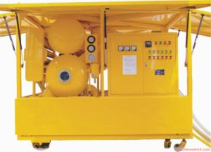 Movable Transformer Oil Purifier for Outdoor Working pictures & photos