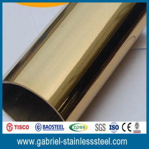 1.4841 Grade Schedule 10 Stainless Steel Pipe pictures & photos