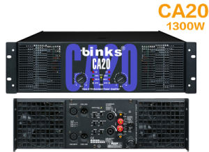 1350W Professional High Power Amplifier Ca20 pictures & photos