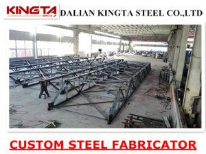 Round Steel Welding Structure Support Frame