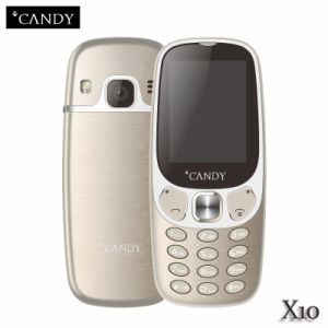 2.2 Inch IPS Super Slim, Full Metal House The Most Fashion Feature Phone pictures & photos