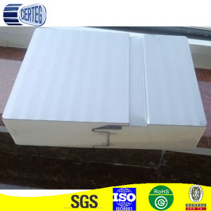 Heat Insulation Fire proof PIR/PU Insulated Sandwich Panel for Cold Storage cold room at low price pictures & photos