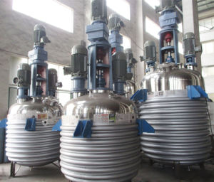 ASME Standard Chemical Electric Heating Reaction Kettle pictures & photos
