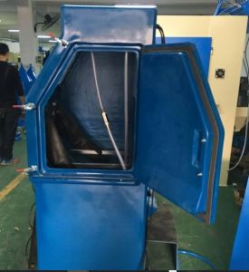 Wet Sandblasting Equipment Environmental Protection with Ce pictures & photos