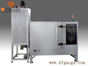 Hot Air Circulation Furnace for Low Temperature Defatted