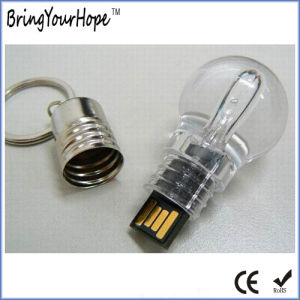 LED Bulb USB Flash Drive (XH-USB-109) pictures & photos