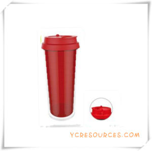 Double Wall Travel Mug for Promotional Gifts (HA09132) pictures & photos