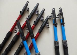 Wholesale Cheap Glass Fiber Sea Fishing Rod Telescopic Fishing Rod pictures & photos