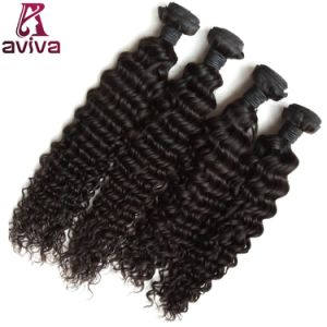 Wholesale Cuticle Brazilian Virgin Hair Weave Remy Human Hair Extension pictures & photos