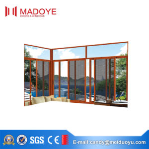 Excellent Quality Low Price Three Track Sliding Window for Luxury House pictures & photos