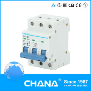 1A to 63A Economic Mini Circuit Breaker with CB Ce TUV Certifications pictures & photos