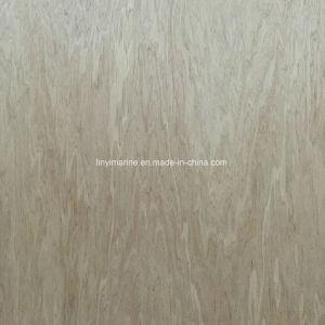 Okoume/Bintangor/Keruing/Pencil Ceder Face and Back Commercial Plywood pictures & photos