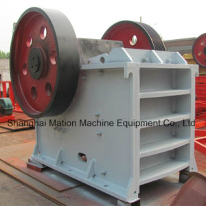 PE Jaw Stone Crusher, Ore Jaw Crusher, Jaw Crusher Station pictures & photos