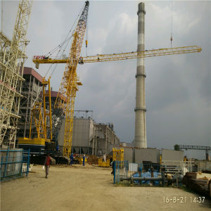 China Tower Crane Manufacturer 4808 4ton Crane Towers Construction Crane pictures & photos