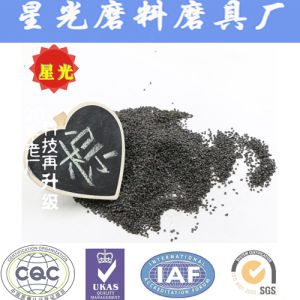 Sand Blasting Calcined Brown Alumina Oxide Sand pictures & photos