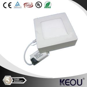 Panel Cuadrado En LED De Sobreponer 6W 12W 18W 24W pictures & photos