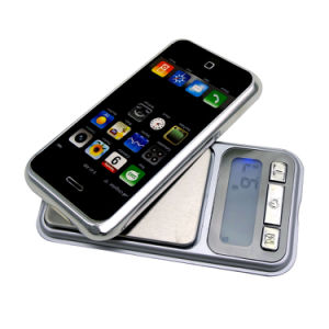 Mini Pocket iPhone Shape High Pricision Jewelry Scale pictures & photos