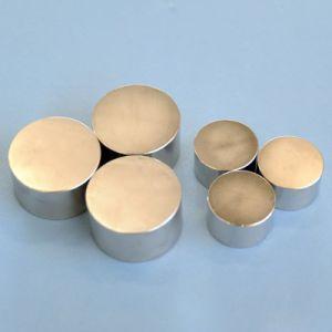 Sintered Disc Magnetic Neodymium Iron Boron Magnet pictures & photos