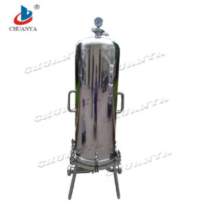 Stainless Steel Cartridge Filter Housing for Sale pictures & photos