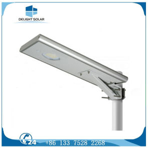 Free Sample Energy Saving Park Lot Integrated All in One Solar Street Light pictures & photos