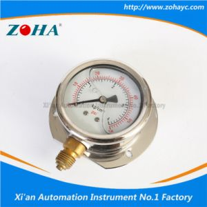 Add Oil Anti-Vibration Pressure Instrument pictures & photos