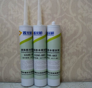 Building Waterproof Sealant Neutral Non-Pollution Neitral Adhesive Sealing Cracks pictures & photos