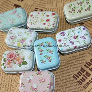Biscuits and Cookie Square Tin Box