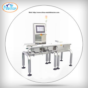High Quality Industrial Conveyor Belt High Speed Weight Checker pictures & photos